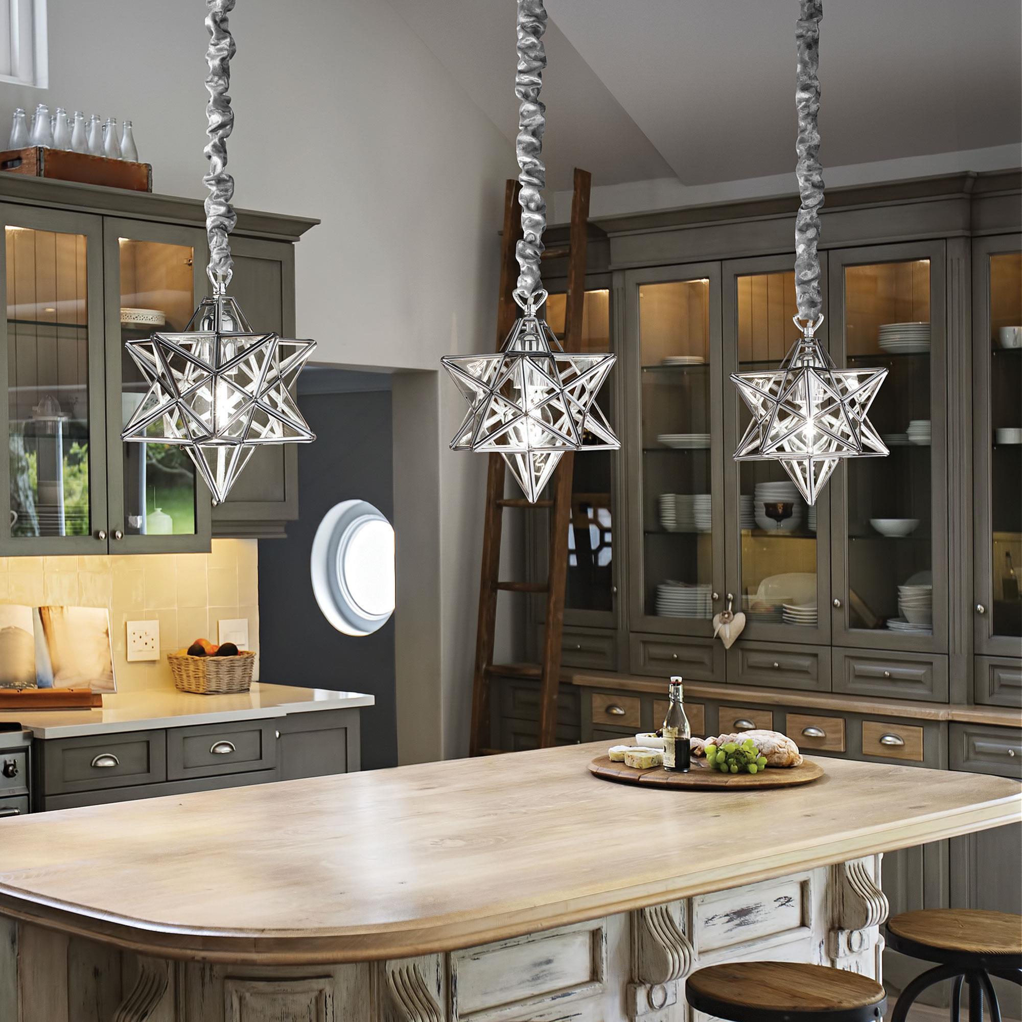 Ideal Lux 093000 Stella SP1 Small lámpa függeszték