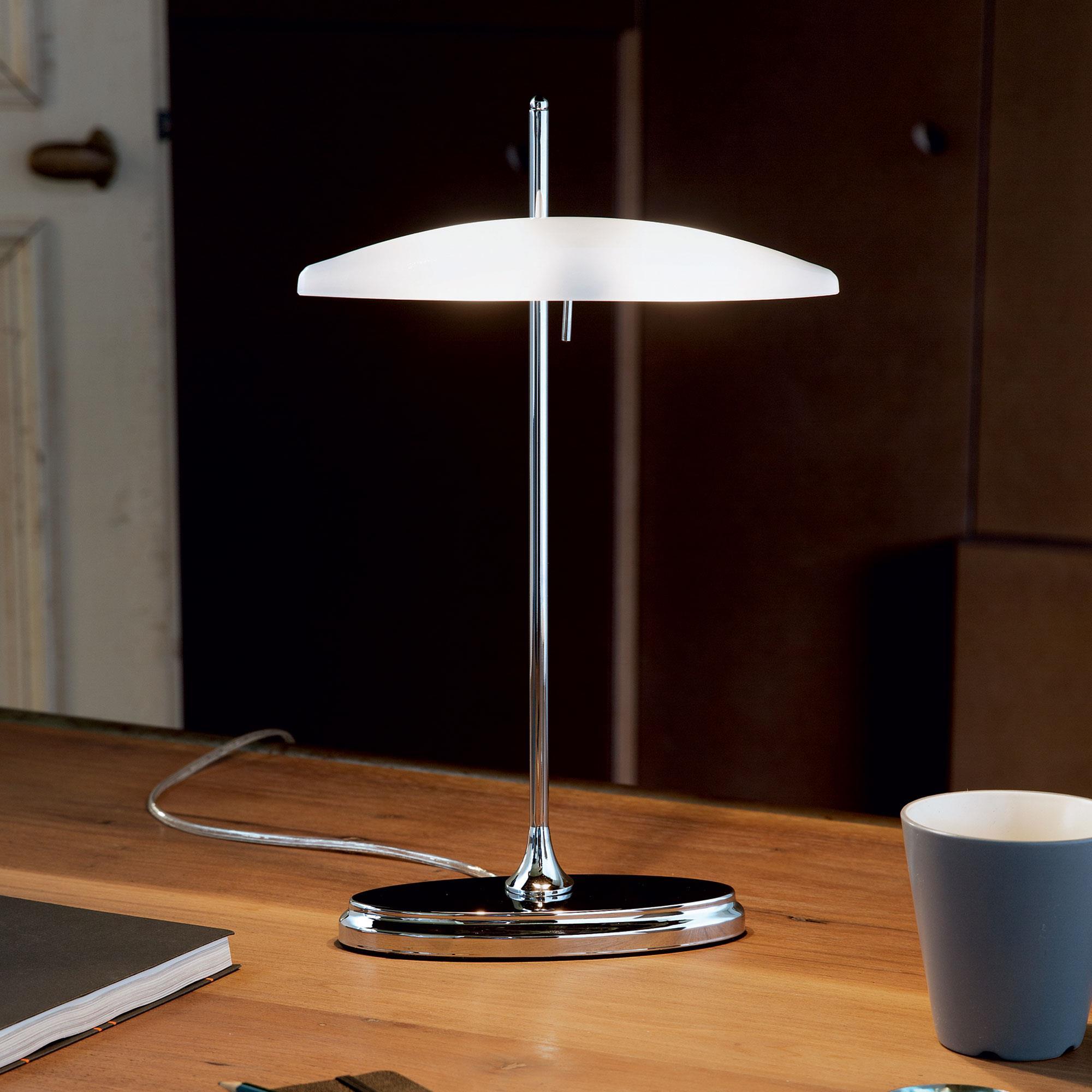 Ideal Lux 010069 Studio TL2 íróasztali lámpa