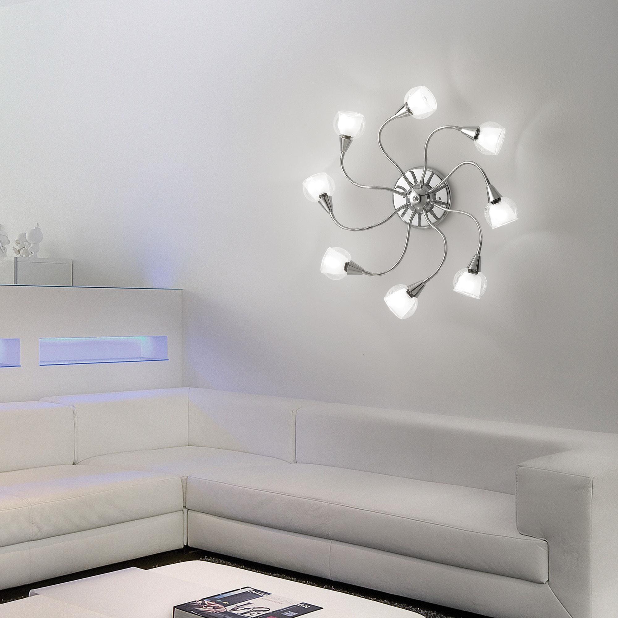 Ideal Lux 004211 Tender PL8 mennyezeti lámpa
