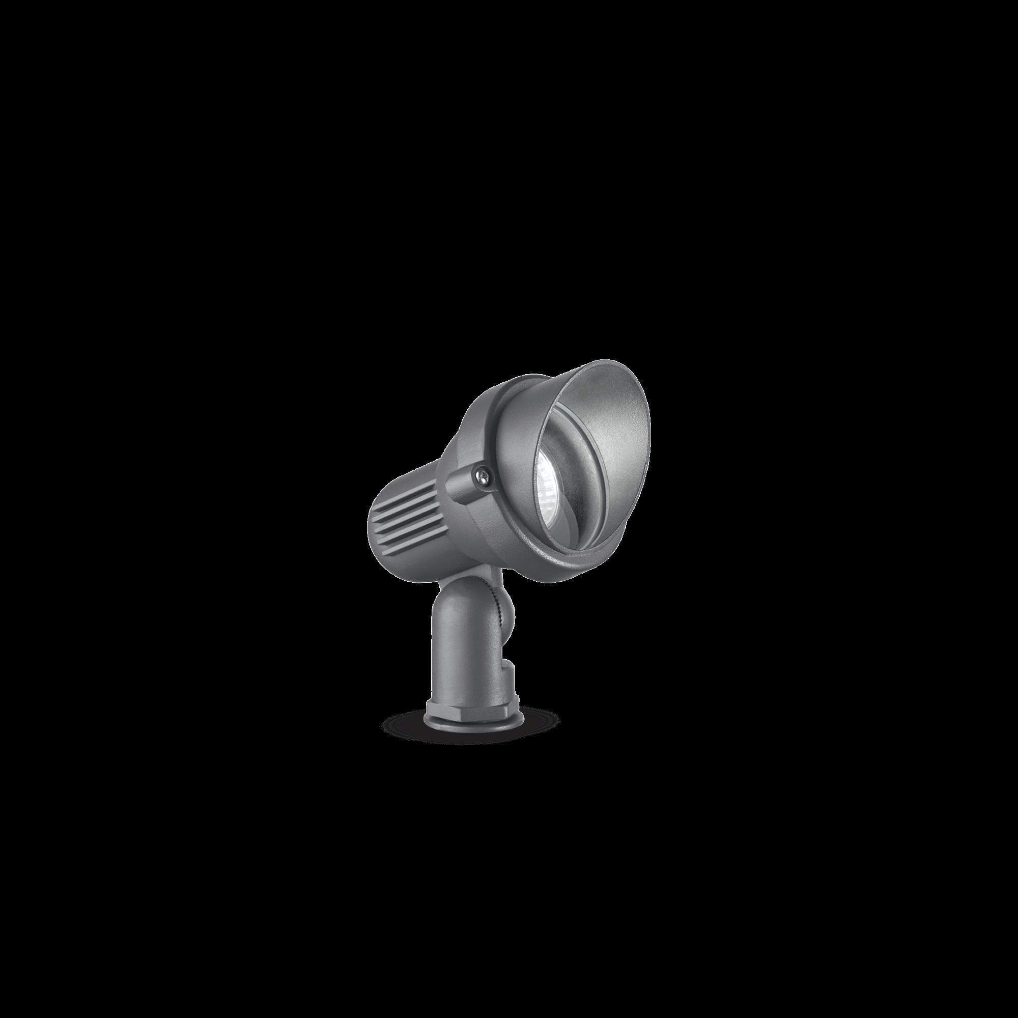 Ideal Lux 033037 Terra PT1 Small Antracite kültéri talajba szúrható lámpa
