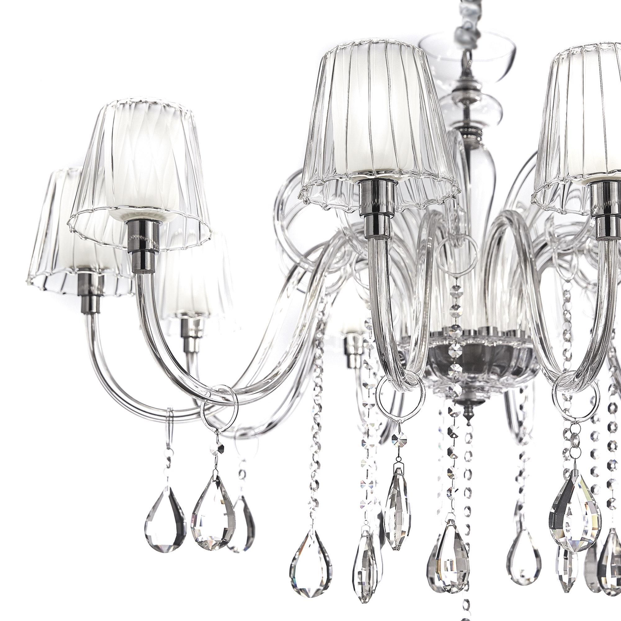Ideal Lux 112398 Terry SP6 csillár lámpa