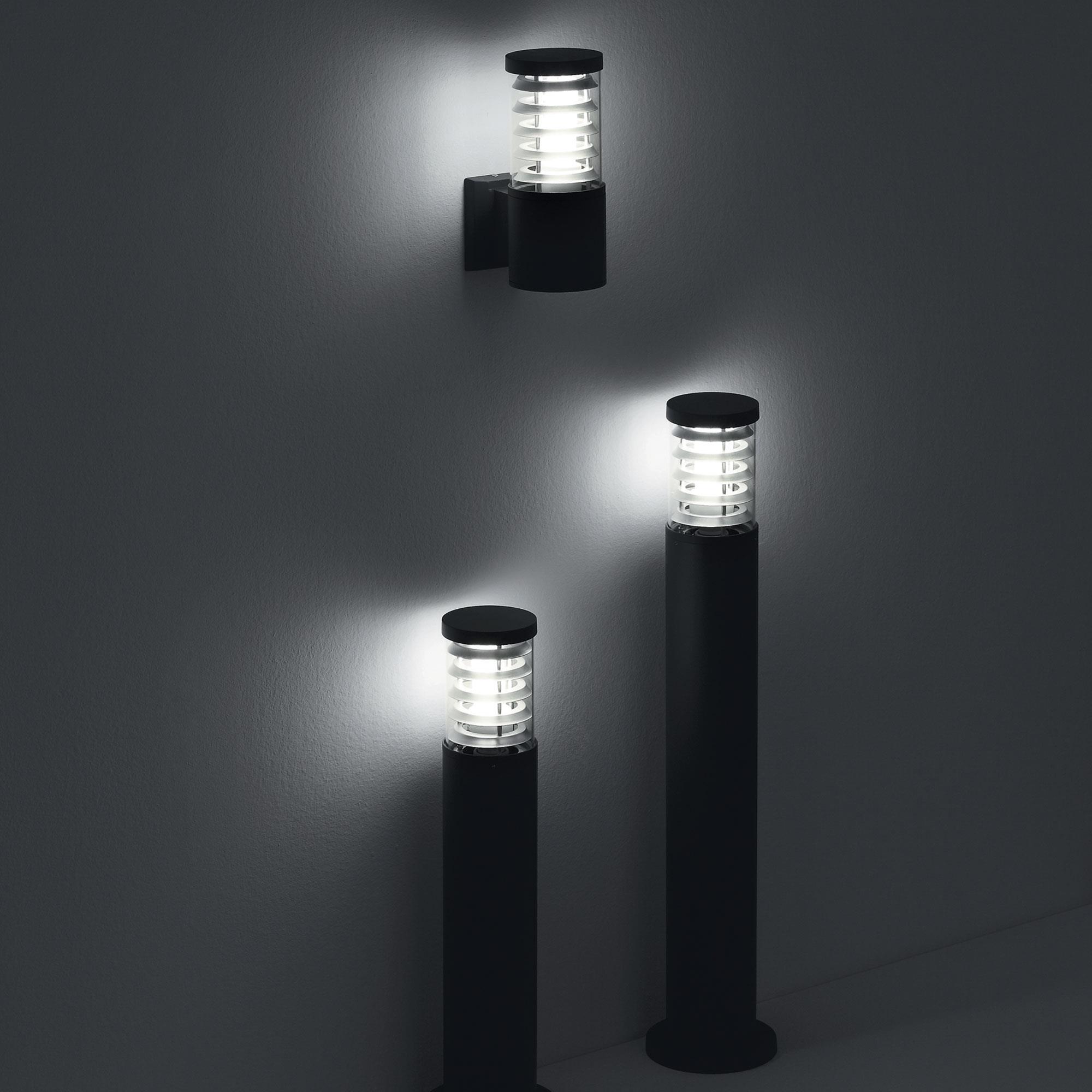 Ideal Lux 004723 Tronco PT1 Big Nero kültéri állólámpa