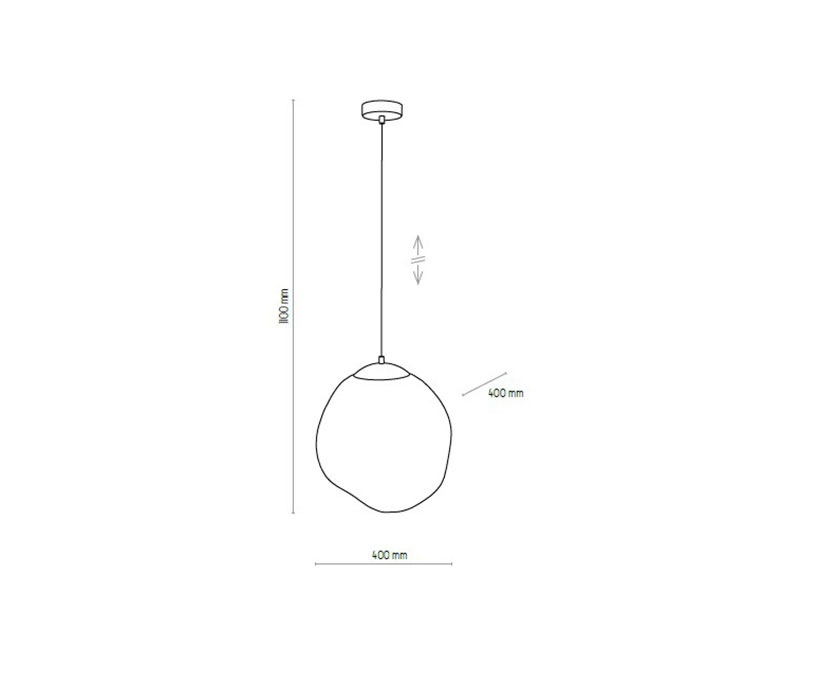 TK Lighting TK-4262 Sol függeszték