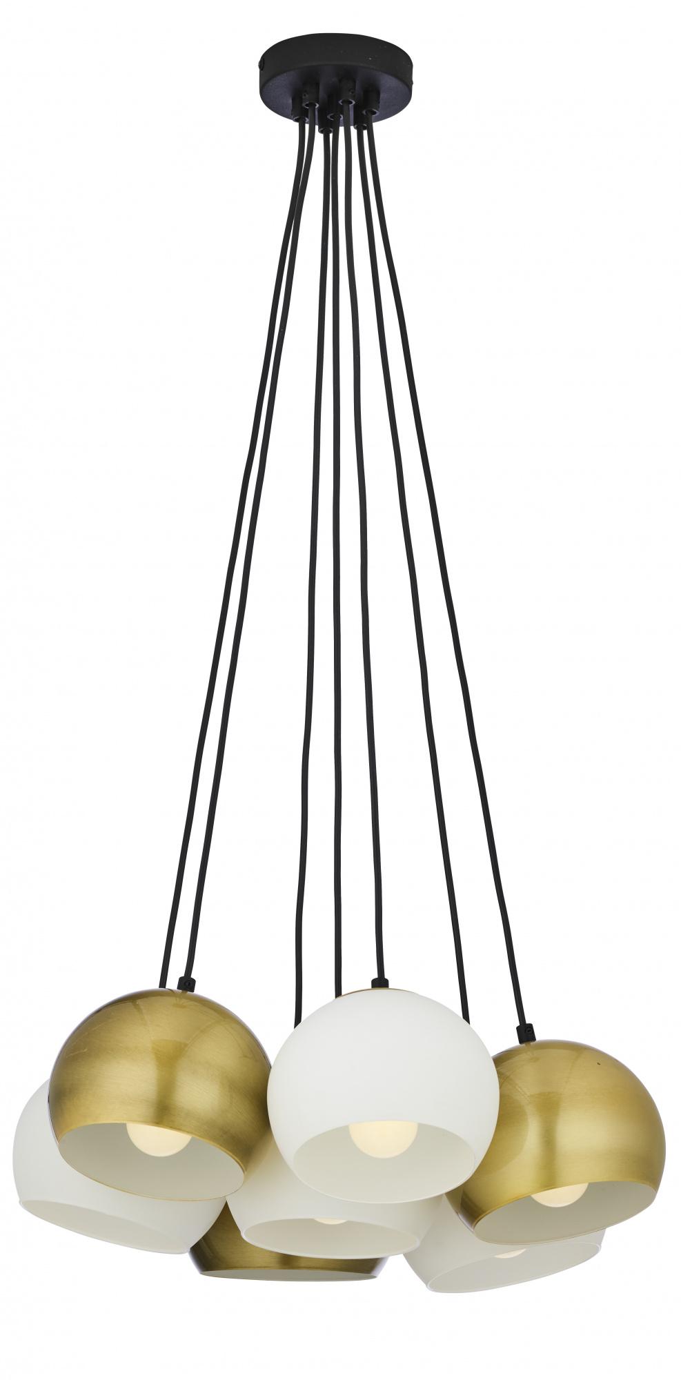 TK Lighting TK-2782 Castello lámpa függeszték