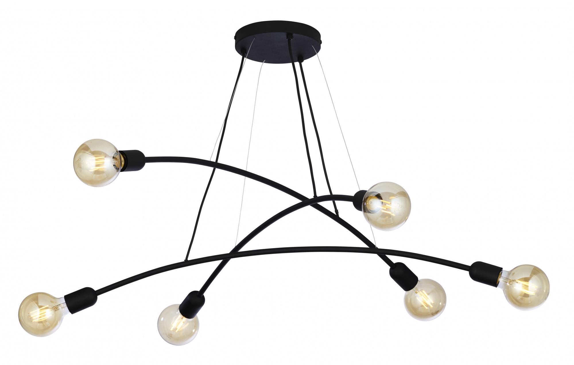 TK Lighting TK-2726 Helix lámpa függeszték