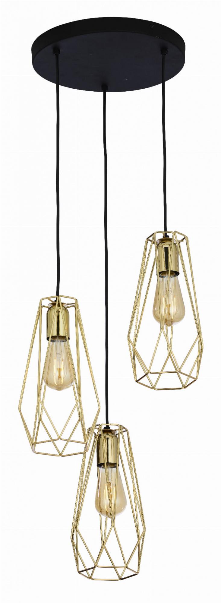 TK Lighting TK-2697 Lugo lámpa függeszték