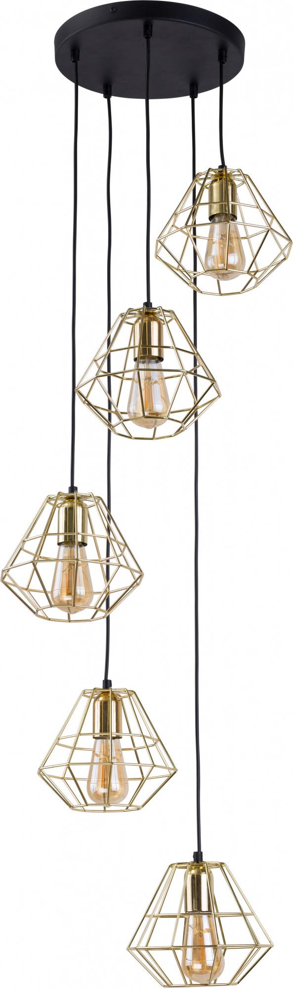TK Lighting TK-1781 Diamond lámpa függeszték