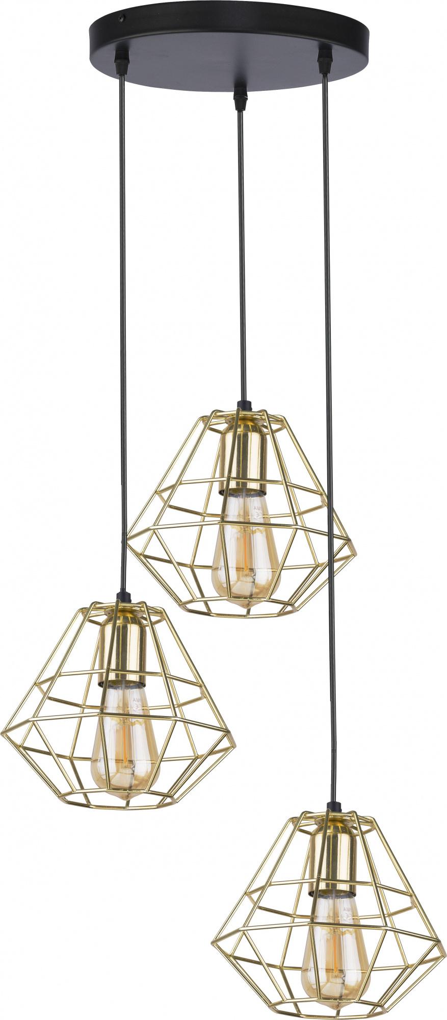 TK Lighting TK-4451 Diamond lámpa függeszték