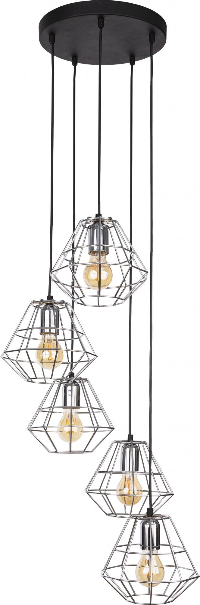 TK Lighting TK-4289 Diamond lámpa függeszték