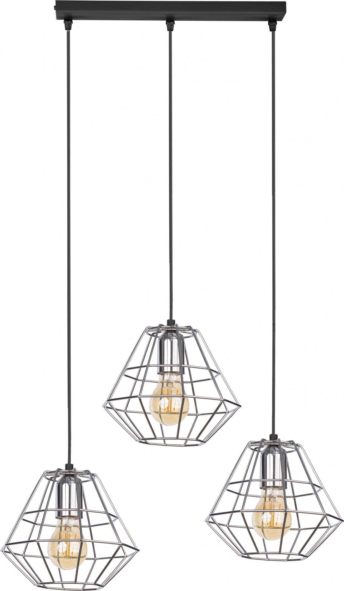 TK Lighting TK-4205 Diamond lámpa függeszték