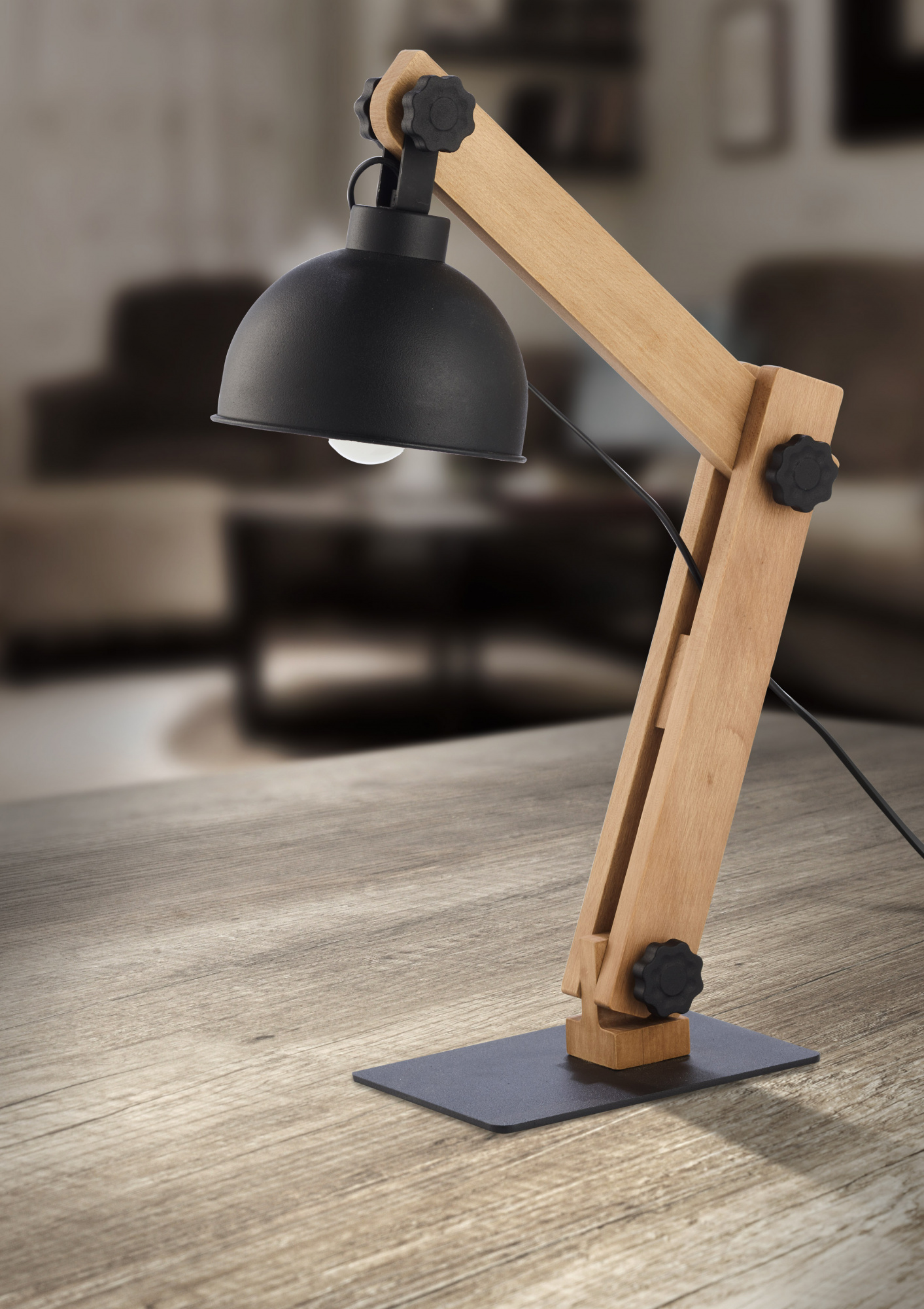 TK Lighting TK-5021 Oslo íróasztali lámpa