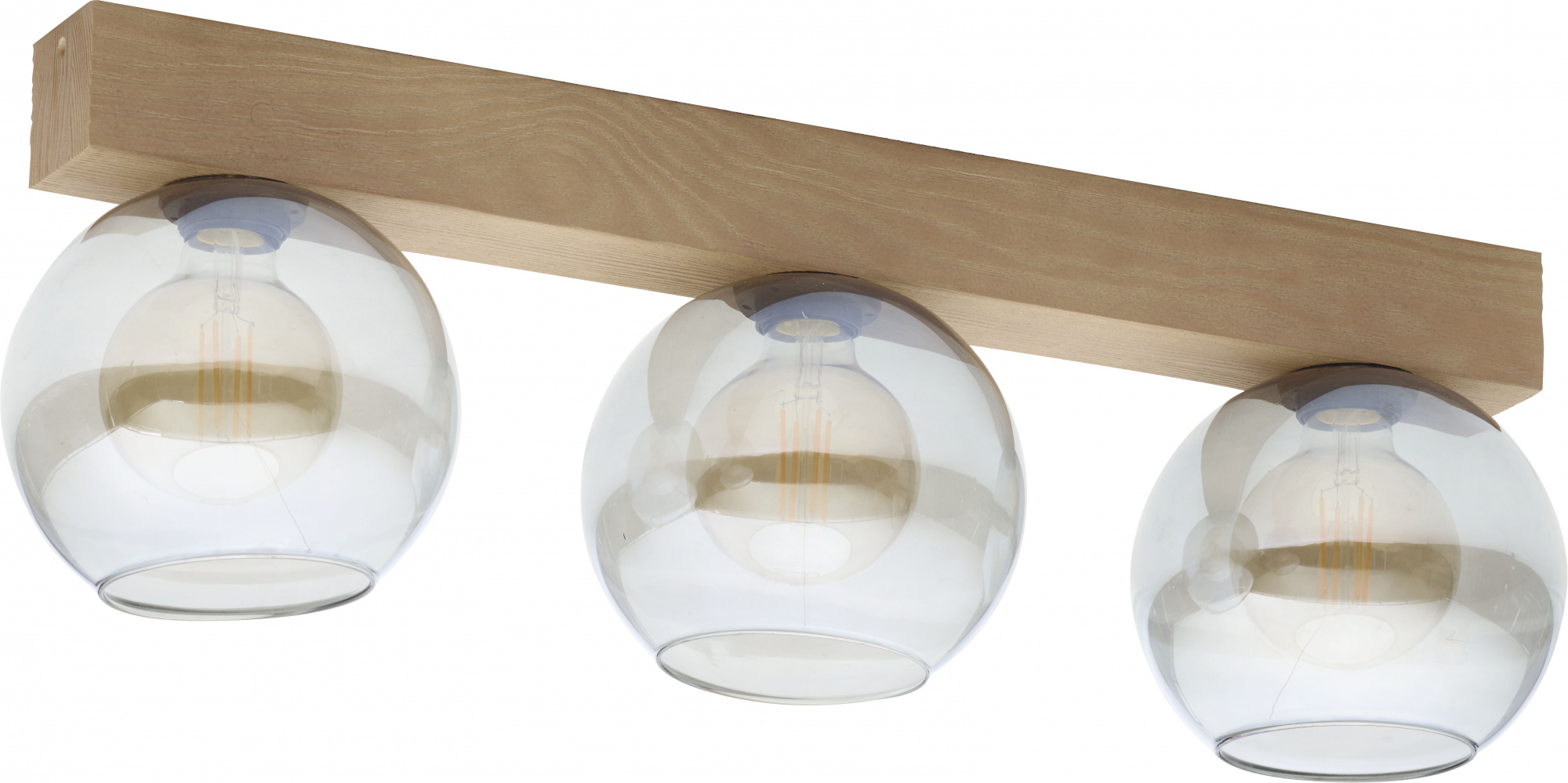 TK Lighting TK-4256 Artwood Glass mennyezeti lámpa