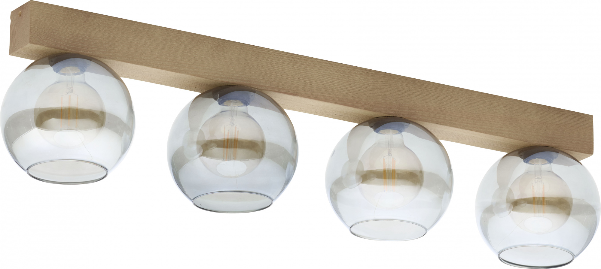 TK Lighting TK-4257 Artwood Glass mennyezeti lámpa