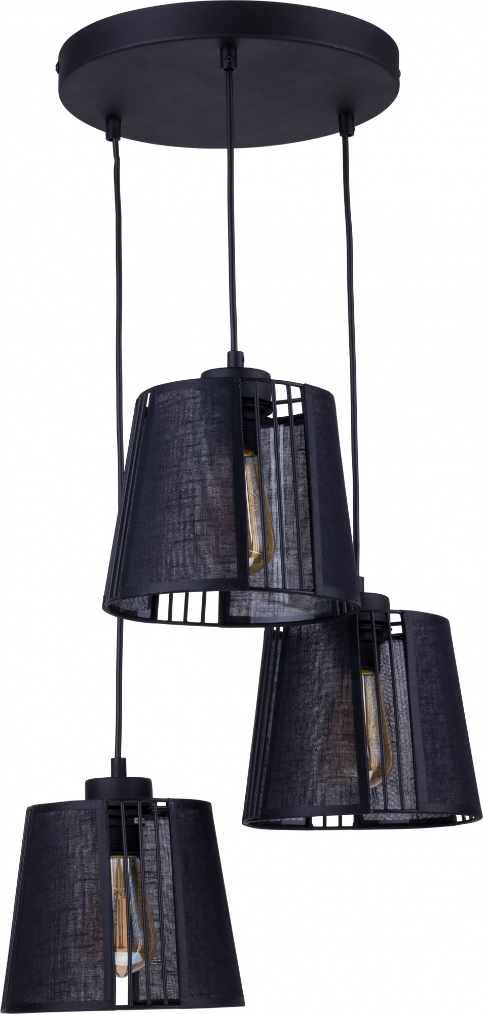 TK Lighting TK-1550 Carmen lámpa függeszték