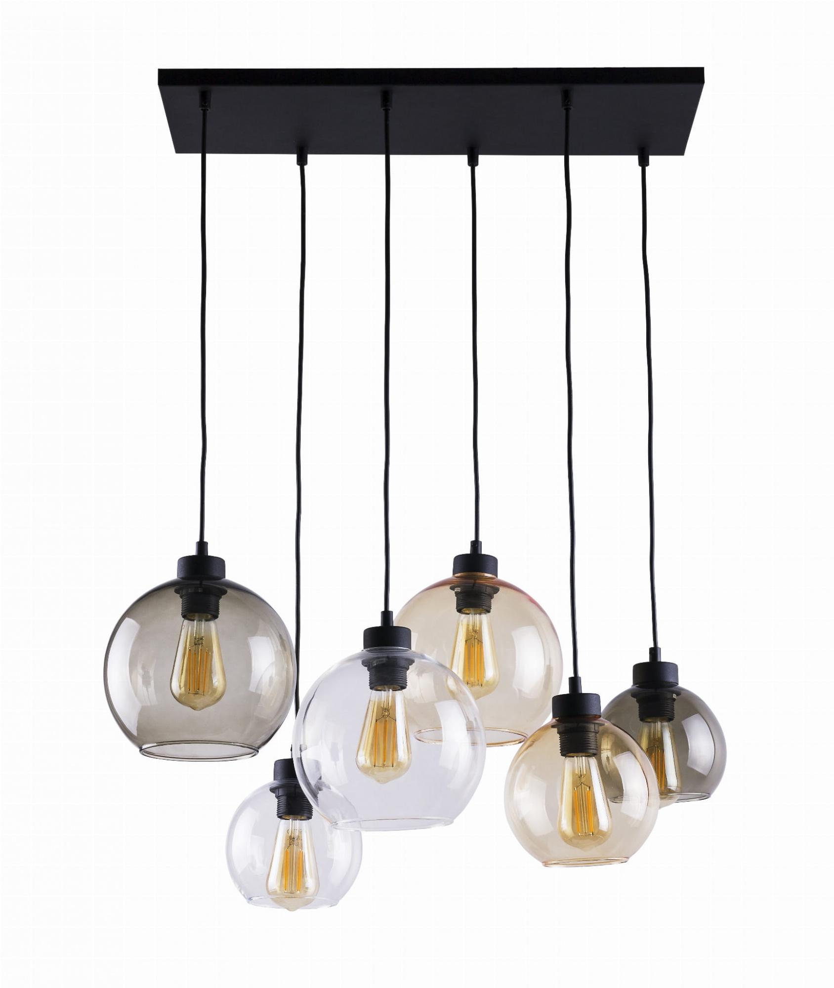 TK Lighting TK-2164 Cubus függeszték