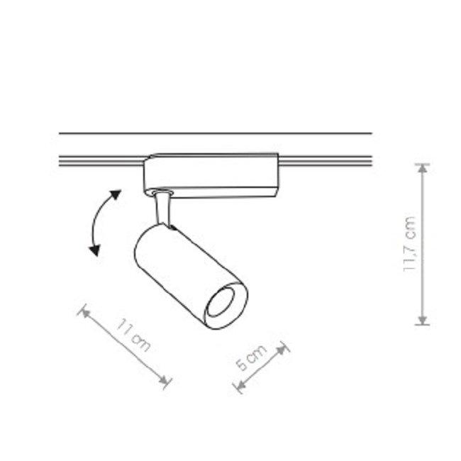 Nowodvorski TL-9001 Profile Iris LED sínrendszeres lámpa