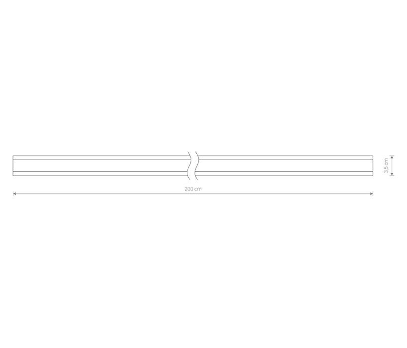 Nowodvorski TL-9452 Profile sínelem