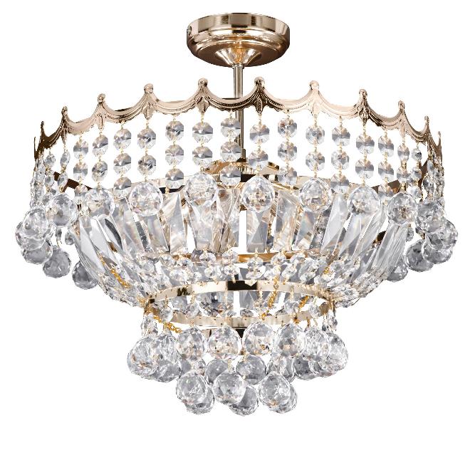 Searchlight Versailles 9113-39GO Mennyezeti lámpa / Searchlight / lámpa