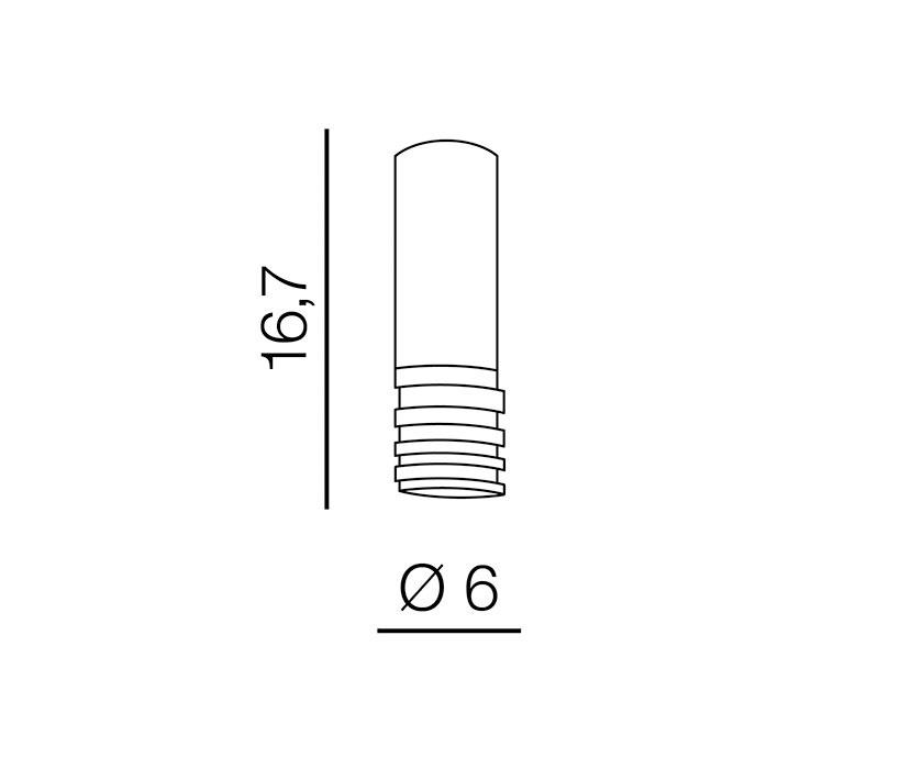 AZzardo AZ-3126 Locus mennyezeti lámpa