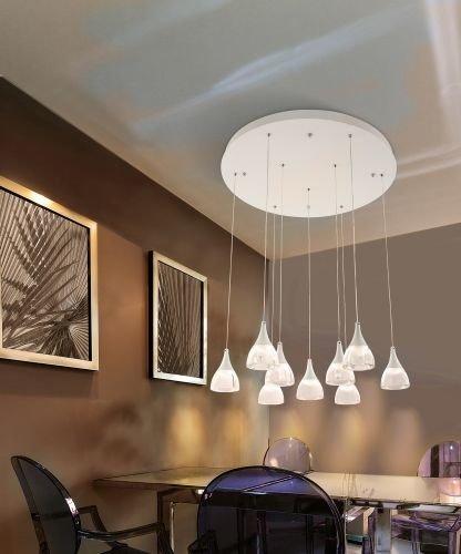 AZzardo AZ-3144 Dalmatia LED függeszték