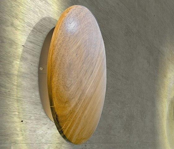 Azzardo AZ-2714 Ancona Wood LED fali lámpa