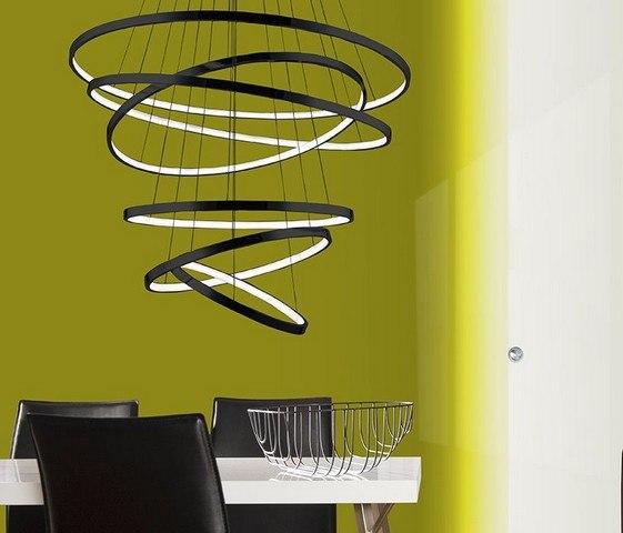 Azzardo AZ-2923 Wheel LED függeszték