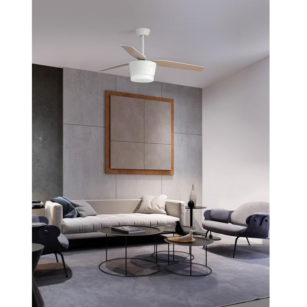 Nova Luce NL-5260261 Monsoon LED ventilátoros függeszték