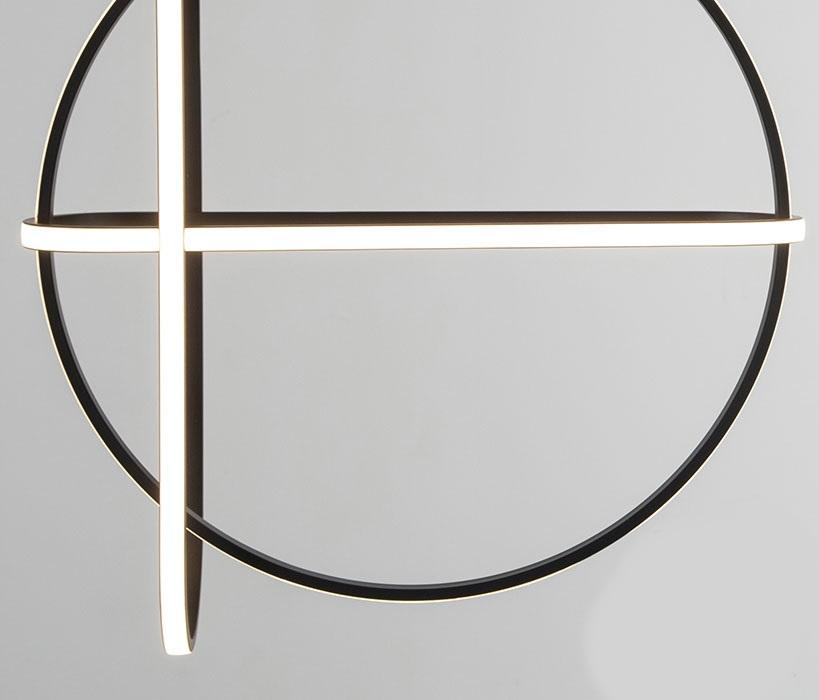 Nova Luce NL-9114861 Arte LED függeszték