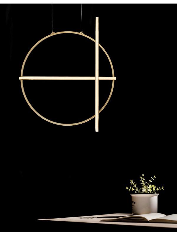 Nova Luce NL-9114862 Arte LED függeszték