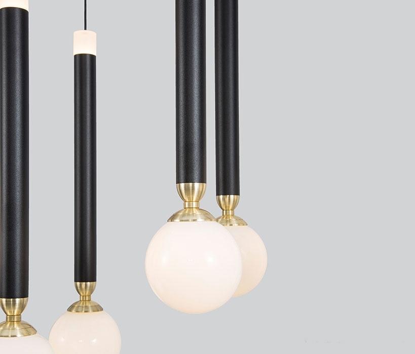 Nova Luce NL-9157910 Cayo LED függeszték