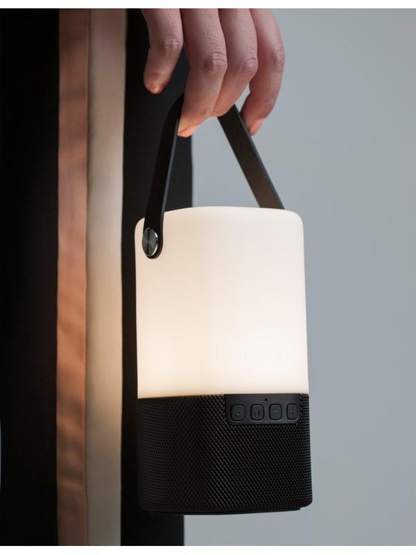 Nova Luce NL-9180371 Ray LED hangulatfény hangszóróval
