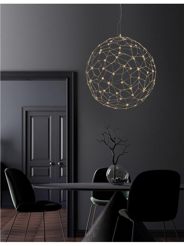 Nova Luce NL-9288080 Sole LED függeszték