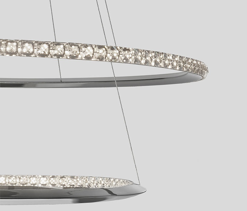 Nova Luce NL-9312838 Netuno LED függeszték