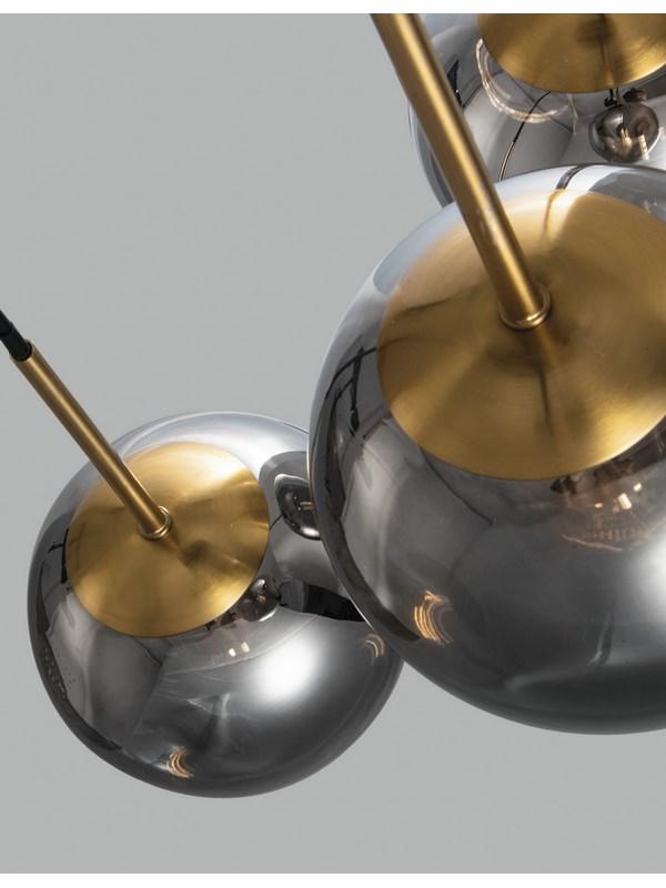 Nova Luce NL-9426753 Spada 3 izzós modern függeszték