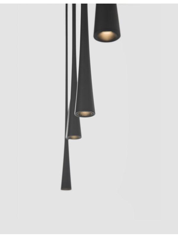 Nova Luce NL-9504001 Goccio modern LED függeszték