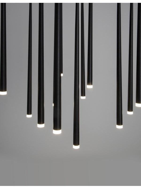Nova Luce NL-9601012 Giono modern LED függeszték