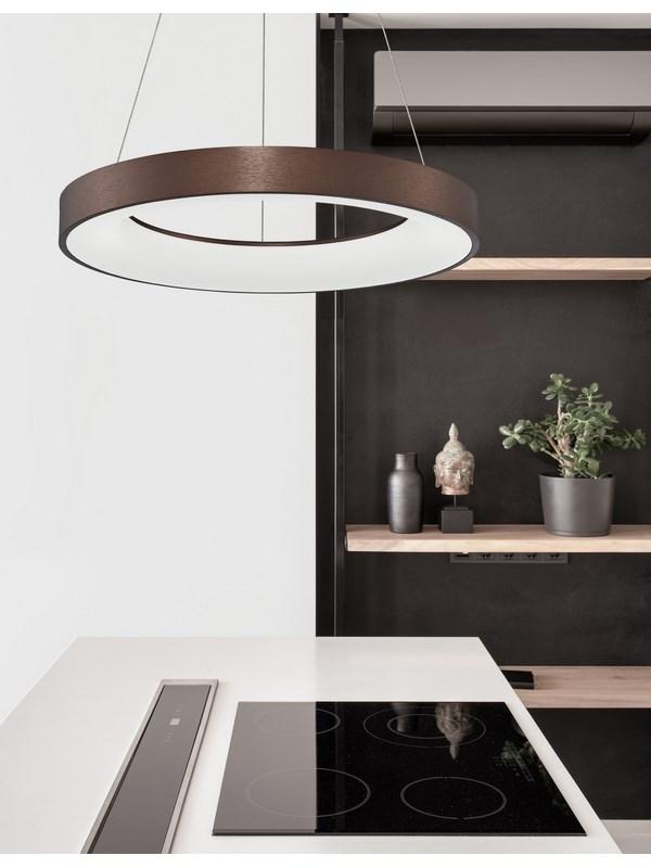 Nova Luce NL-9453455 Rando Thin LED függeszték