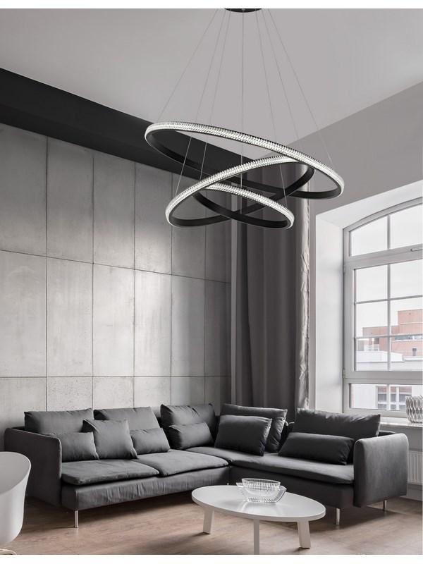 Nova Luce NL-9481093 Nager LED függeszték
