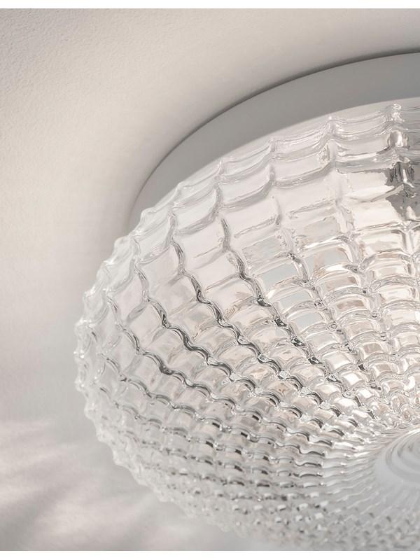 Nova Luce NL-9738255 Clam fürdõszobai mennyezeti lámpa