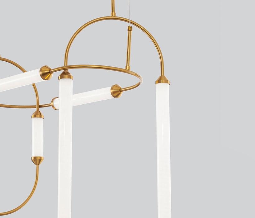 Nova Luce NL-9862873 Zimba LED függeszték