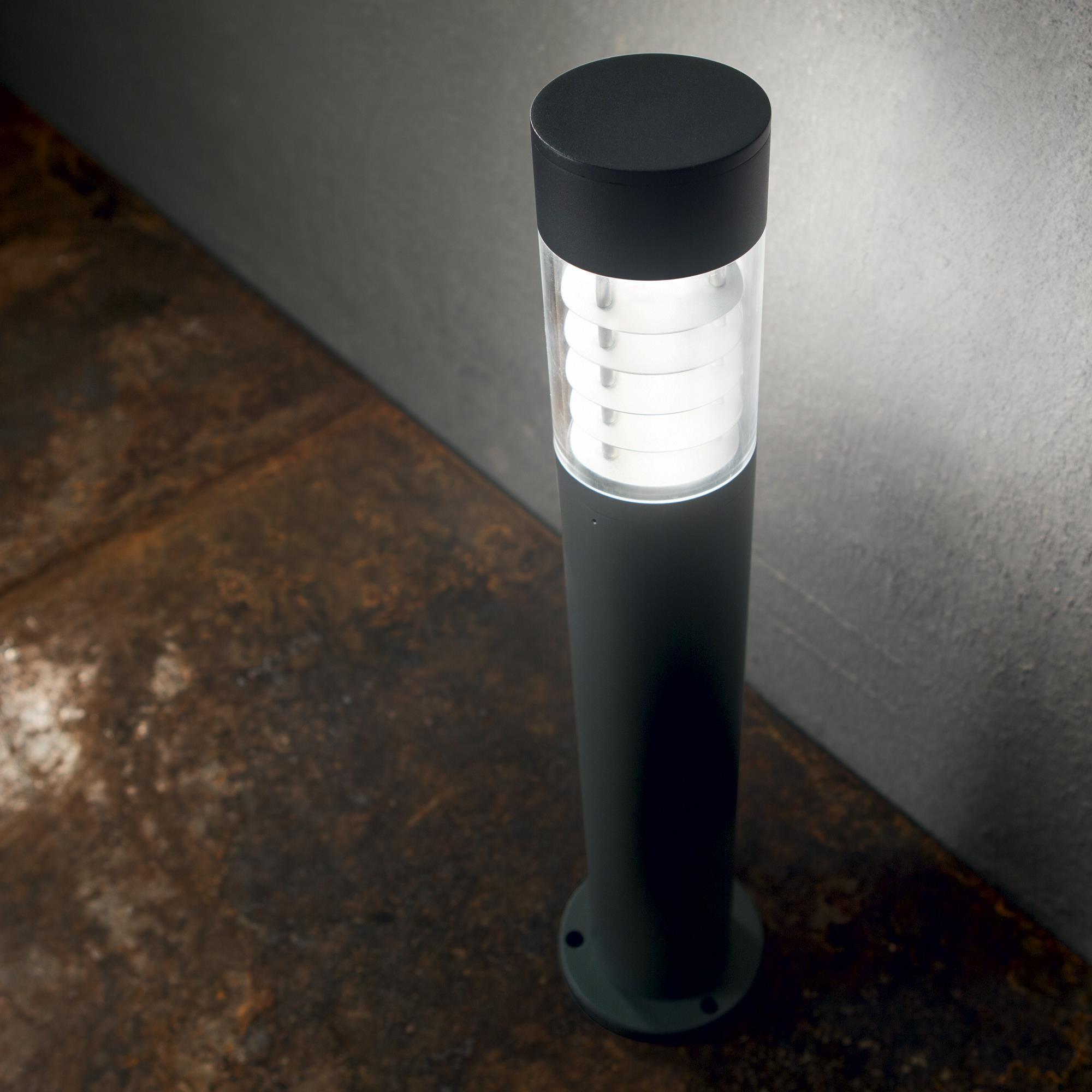 Ideal Lux 248240 DEMA PT1 H40 NERO kültéri állólámpa