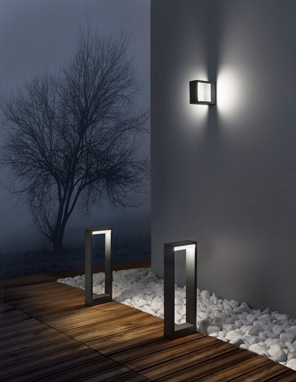 Nova Luce NL-819503 Bliss LED kültéri állólámpa
