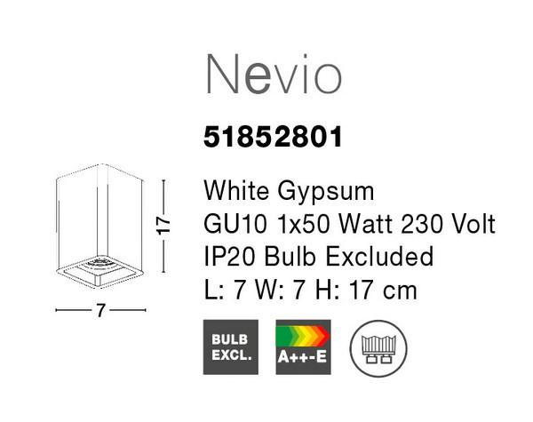 Nova Luce NL-51852801 Archi mennyezeti lámpa