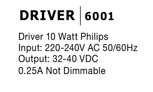Nova Luce NL-6001 trafó