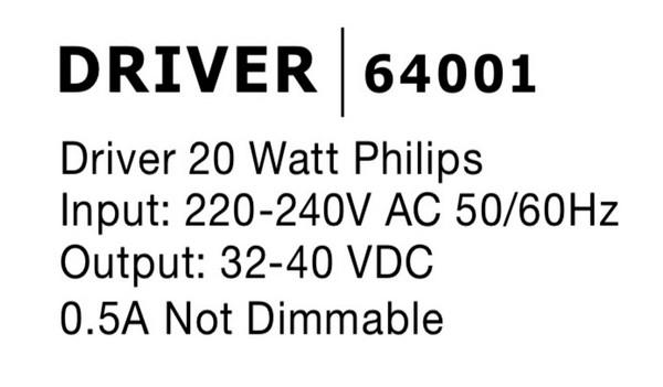 Nova Luce NL-64001 trafó