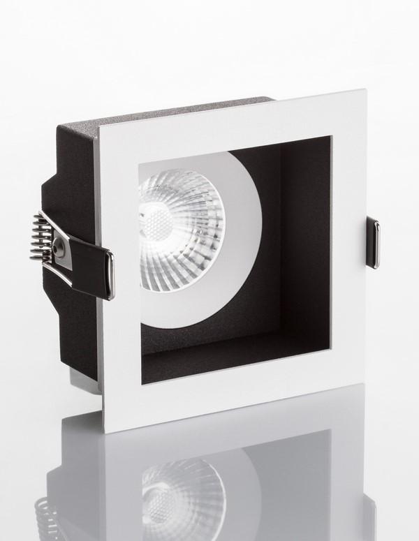 Nova Luce NL-8016909 Olbia beépíthetõ fürdõszobai lámpatest