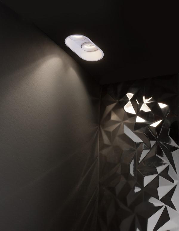 Nova Luce NL-8044809 Lazio beépíthetõ fürdõszobai lámpatest