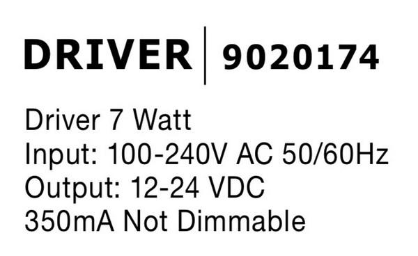 Nova Luce NL-9020174 Sorel trafó