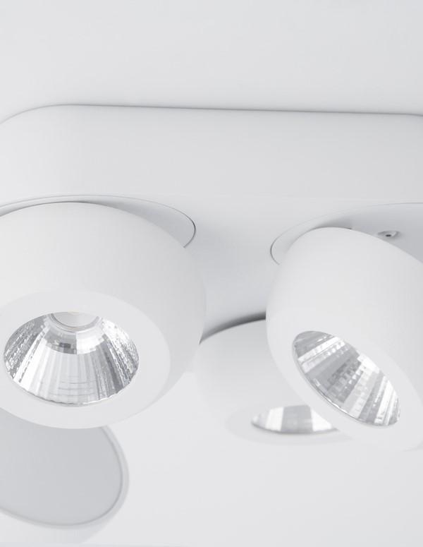 Nova Luce NL-9105203 Gon LED spotlámpa