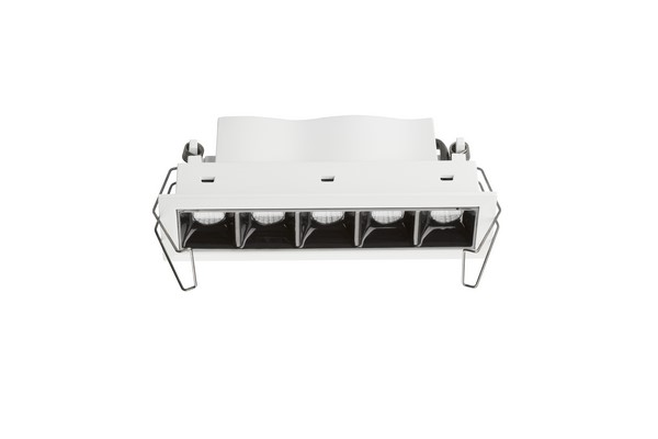 Nova Luce NL-9232126 Swan beépíthetõ fürdõszobai lámpa